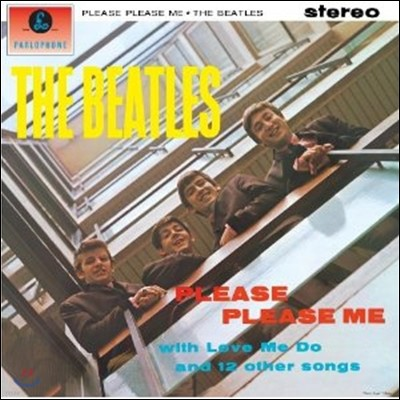 The Beatles - Please Please Me [LP]