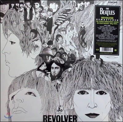 The Beatles (비틀즈) - Revolver [LP]