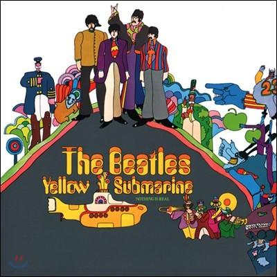 The Beatles - Yellow Submarine [LP]