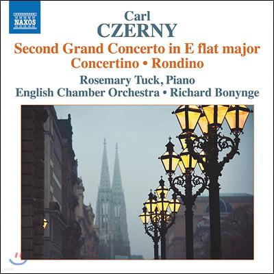 Rosemary Tuck 체르니: 두 번째 그랜드 피아노 협주곡, 컨체르티노, 론디노(Czerny: Second Grand Concerto, Concertino, Rondino)