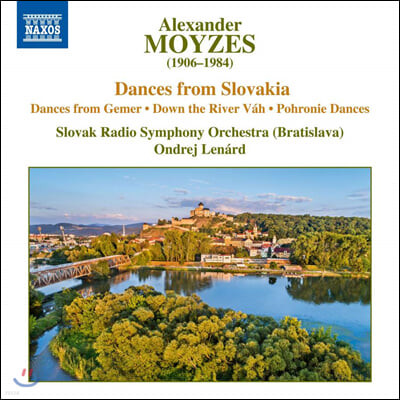 Ondrej Lenard 알렉산더 모이제스: 슬로바키아에서 온 춤들 (Alexander Moyzes: Dances from Slovakia)