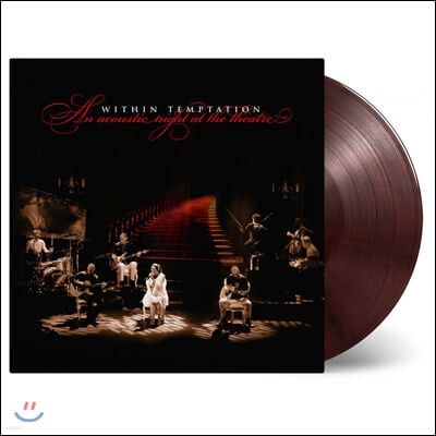 Within Temptation (위딘 템테이션) - An Acoustic Night At The Theatre [컬러 LP]