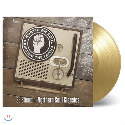 Keeping The Faith / 28 Stompin' Northern Soul Classics [골드 컬러 2LP]