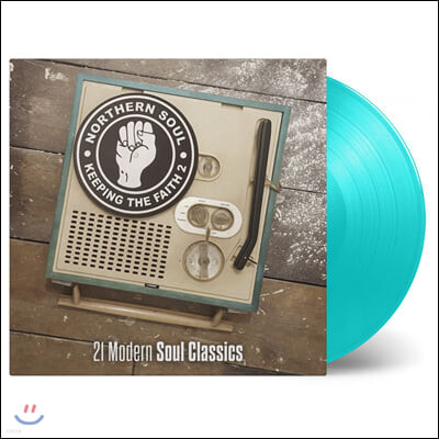 Keeping The Faith 2 / 21 Modern Soul Classics [터키석 컬러 2LP]