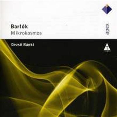 바르톡: 미크로코스모스 (Bartok: Mikrokosmos) (2CD) - Deszo Ranki