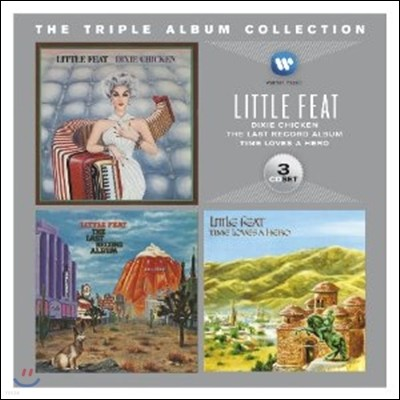 Little Feat - The Triple Album Collection