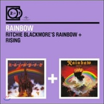 Rainbow - Ritchie Blackmore's Rainbow / Rising