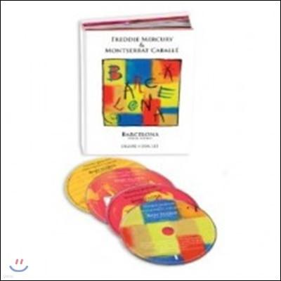 Freddie Mercury & Montserrat Caballe - Barcelona (Special Edition)