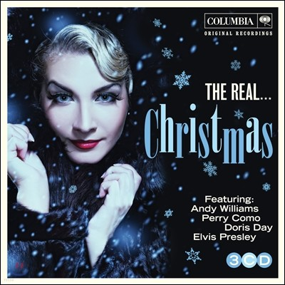크리스마스 캐럴 모음집 (The Ultimate Christmas Collection: The Real... Christmas)