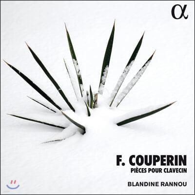 Blandine Rannou 프랑수아 쿠프랭: 하프시코드 작품집 (Francois Couperin: Pieces pour clavecin)