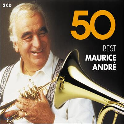 모리스 앙드레 베스트 50 (Maurice Andre 50 Best)