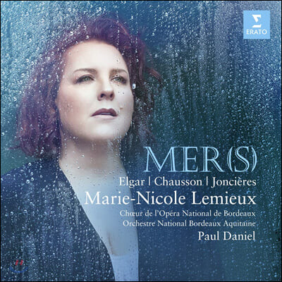 Marie-Nicole Lemieux 바다를 주제로 한 가곡 작품집 (Mer(s))