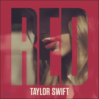 Taylor Swift - Red (Deluxe Editon)
