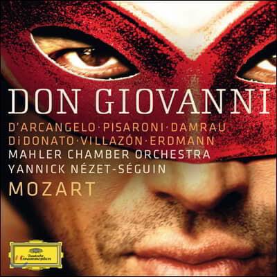 Yannick Nezet-Seguin 모차르트: 돈 조반니 (Mozart: Don Giovanni, K527)