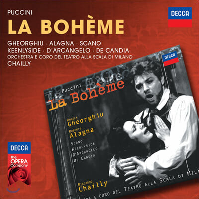 Roberto Alagna 푸치니: 라보엠 (Puccini: La Boheme)