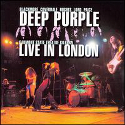 Deep Purple - Live In London (Remastered) (2CD)