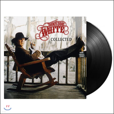 Tony Joe White (토니 조 화이트) - Collected [2LP]