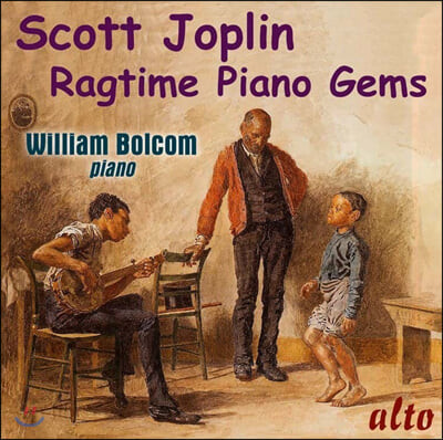 William Bolcom 스콧 조플린: 래그타임 명곡집 (Scott Joplin: Ragtime Piano Gems)