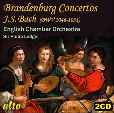 Philip Ledger 바흐: 브란덴부르크 협주곡 (Bach: Brandenburg Concertos)