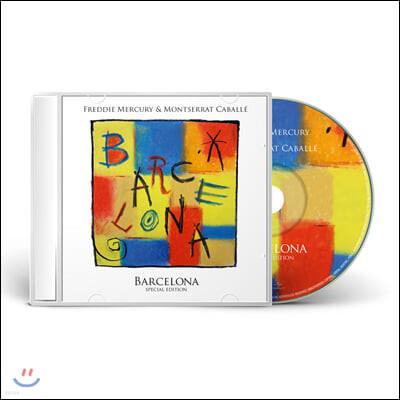 Freddie Mercury (프레디 머큐리) - Barcelona [Special Edition]