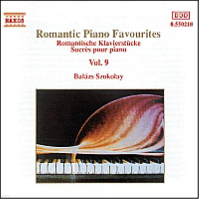 로맨틱 피아노 유명작품 9집 (Romantic Piano Favourites, Vol.9) - Balazs Szokolay