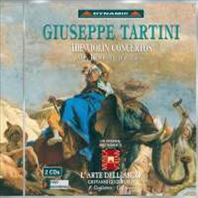 타르티니 : 바이올린 협주곡 Vol.16 (Tartini : The Violin Concertos Volume 16) - L'Arte dell'Arco