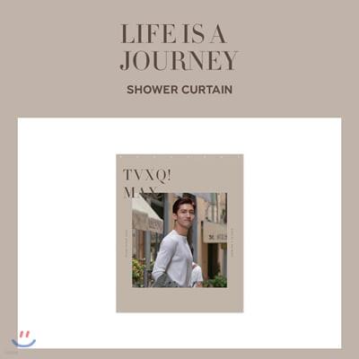 동방신기 (TVXQ!) - Life Is A Journey : 샤워커튼 [최강창민 ver.]