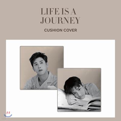 동방신기 (TVXQ!) - Life Is A Journey : 쿠션 커버 [최강창민 ver.]