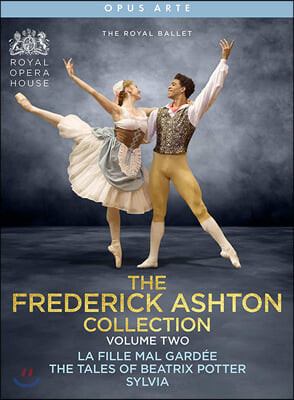 The Royal Ballet 프레드릭 애쉬톤 컬렉션 Vol. 2 (The Frederick Ashton Collection, Volume 2)