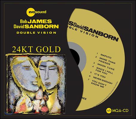 Bob James & David Sanborn (밥 제임스 & 데이비드 샌본) - Double Vision