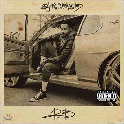 BJ The Chicago Kid (비제이 더 시카고 키드) - 1123 [LP]