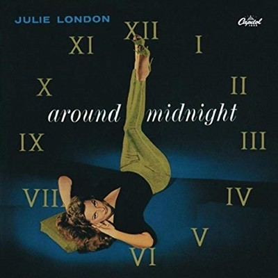 Julie London - Around Midnight (US 수입반)