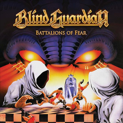 Blind Guardian - Battalions Of Fear (Remastered)(Gatefold)(Picture LP)