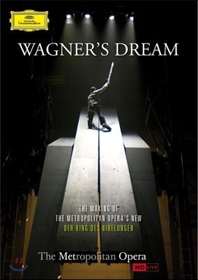 바그너의 꿈 - 메트로폴리탄 반지 제작 다큐멘터리