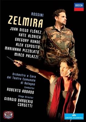 로시니 : 젤미라 - 플로레스, 아바도
