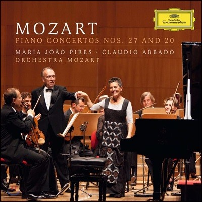 Maria Joao Pires 모차르트: 피아노 협주곡 27, 20번 (Mozart: Piano Concertos K595, 466)