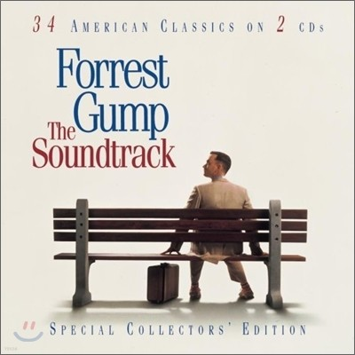 Forrest Gump: The Soundtrack (포레스트 검프) OST
