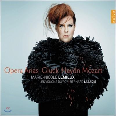 오페라 아리아집 : 글룩, 하이든, 모차르트