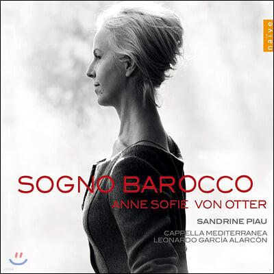 안네 소피 폰 오터 바로크 오페라 가곡집 (Anne Sofie Von Otter - Sogno Barocco)