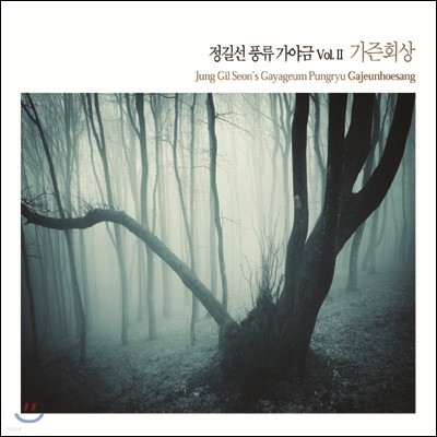 정길선 - 풍류 가야금 Vol.Ⅱ: 가즌회상