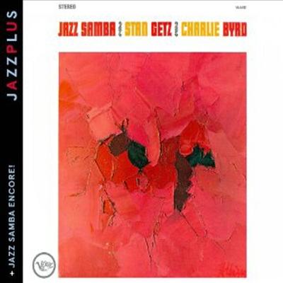 Stan Getz/Charlie Byrd/Luiz Bonfa - Jazzplus: Jazz Samba + Jazz Samba Encore! (Remastered)(2 On 1CD)