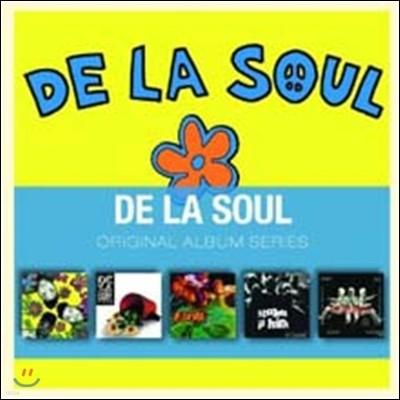 De La Soul - Original Album Series