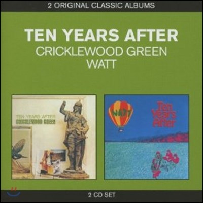 Ten Years After - 2 Original Classic Albums (Cricklewood Green + Watt)