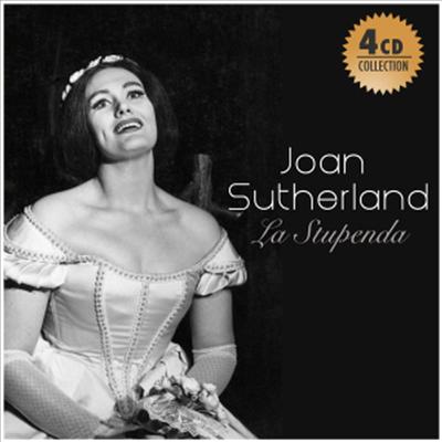 조앤 서덜랜드의 예술 (Joan Sutherland - La Stupenda) (4CD Set) - Joan Sutherland