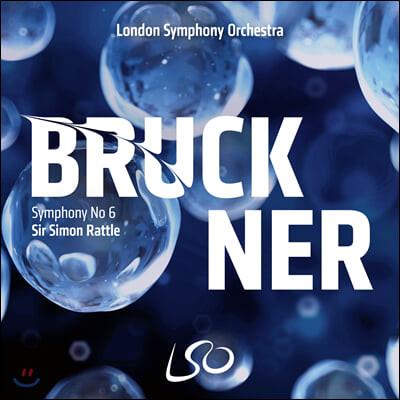 Simon Rattle 브루크너: 교향곡 6번 - 사이먼 래틀 (Bruckner: Symphony WAB106)