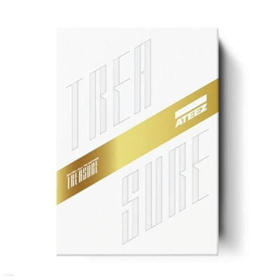 에이티즈 (ATEEZ) 1집 - TREASURE EP.FIN : All To Action (A/Z ver. 중 랜덤발송)