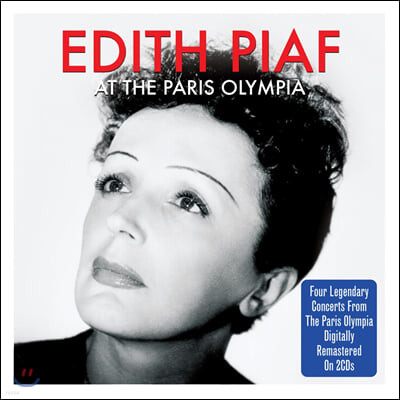 Edith Piaf (에디트 피아프) - At the Paris Olympia