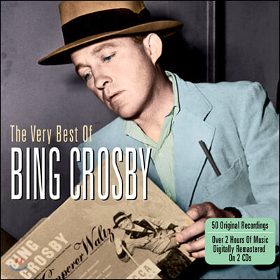 Bing Crosby (빙 크로스비) - The Very Best of Bing Crosby: 50 Original Recordings