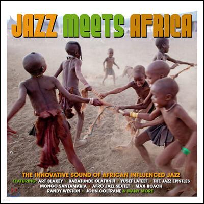 아프리카풍의 재즈 모음집 (Jazz Meets Africa)