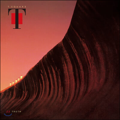 T-Square (티-스퀘어) - 12집 Truth [LP]